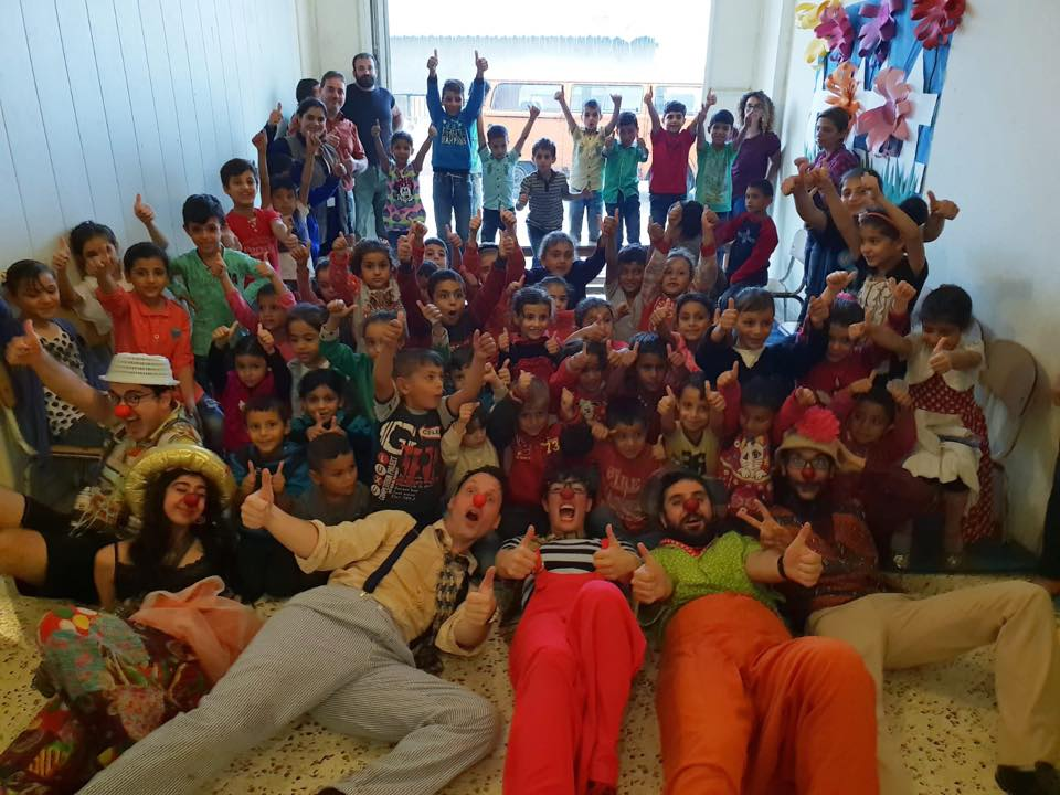 Clown me in tour 2018 North Lebanon