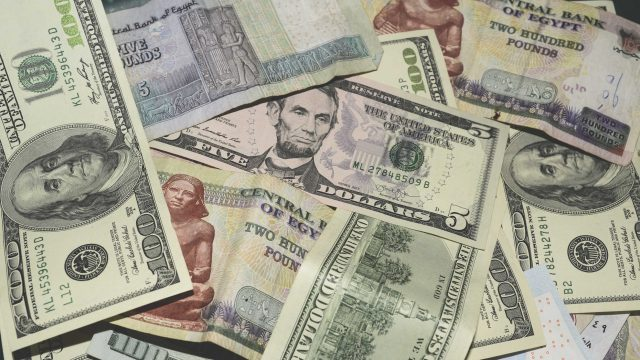 US Dollar Rate Dives to LE 15.83 for Buying and LE 15.93 for Selling!