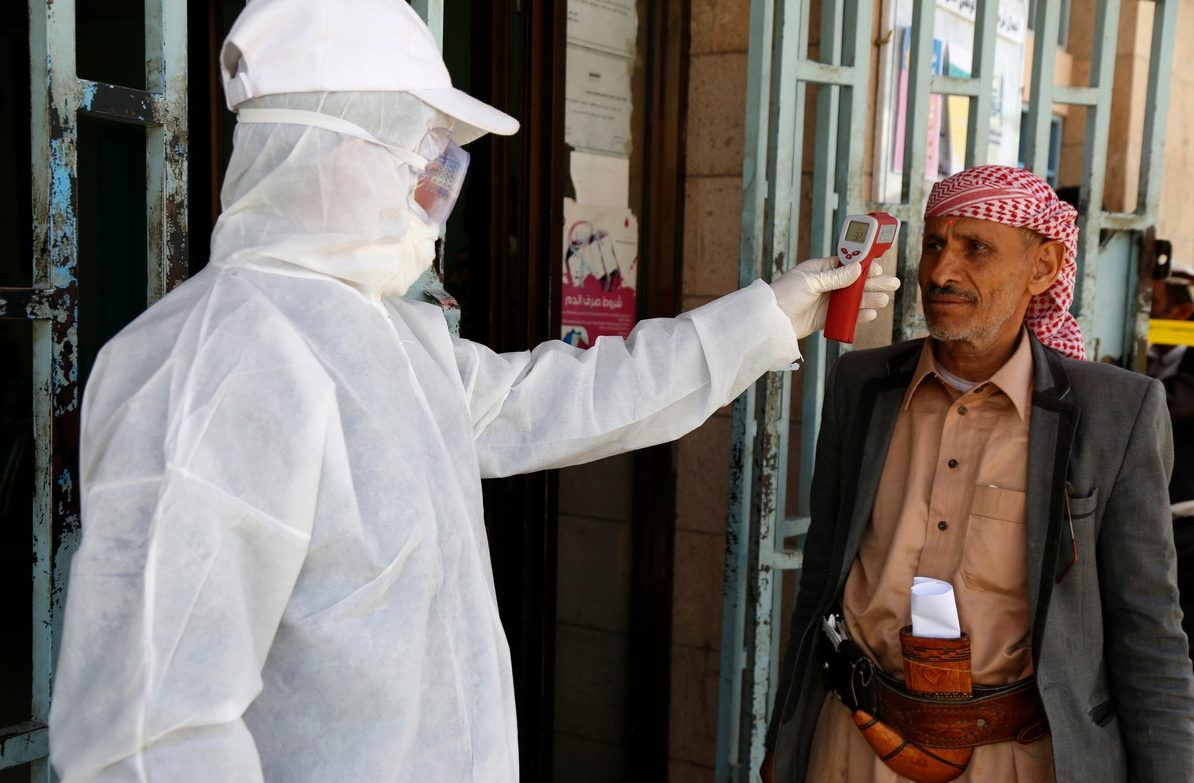 Saudi Arabia Confirms 154 New Coronavirus Cases Raising the Number to 1,453