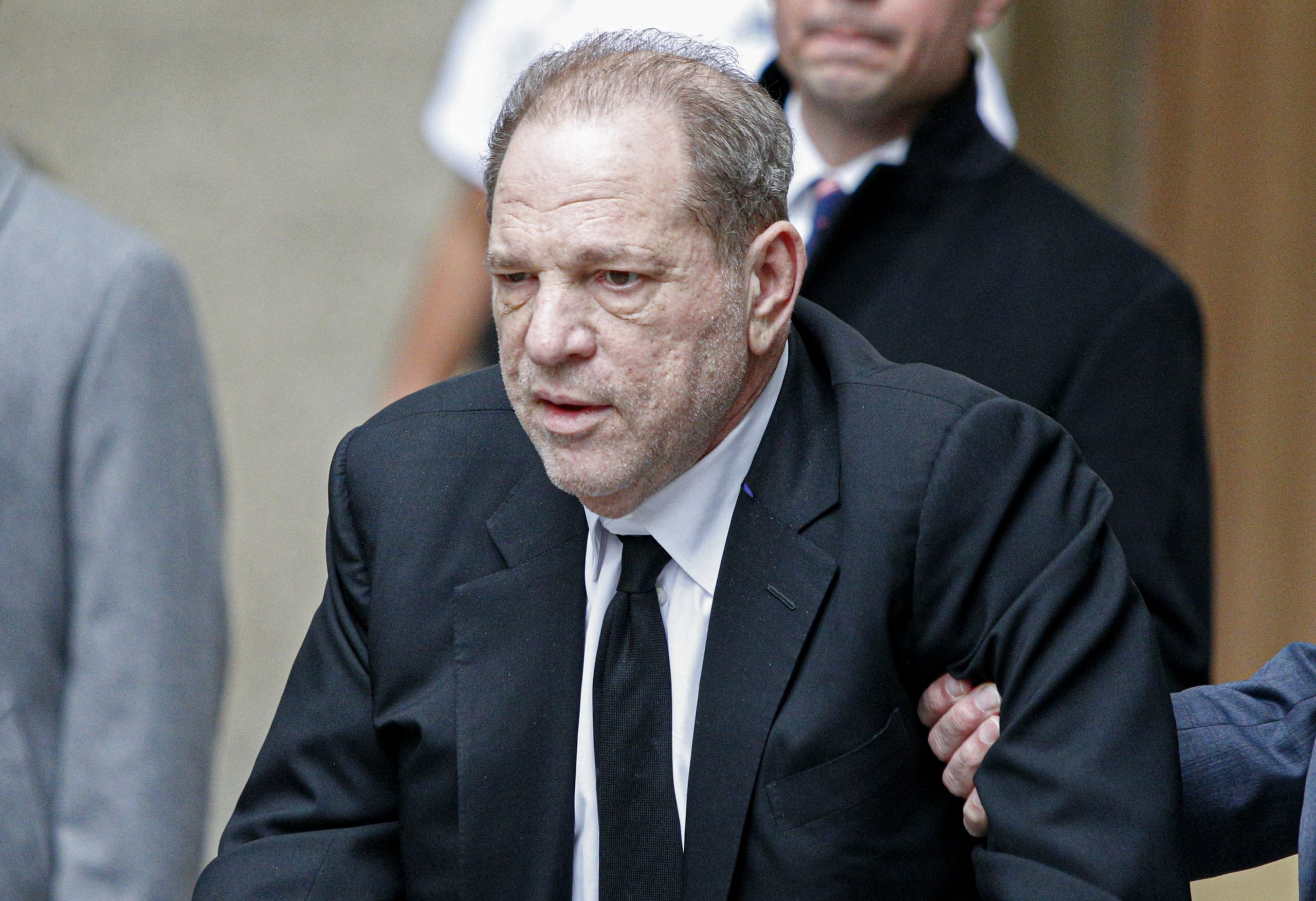 Sexual Preditor, Harvey Weinstein, Tested Positive for Coronavirus ... Justice Served?
