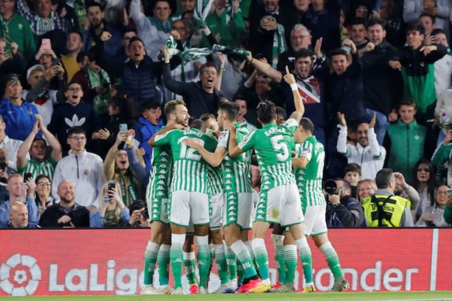 Real Madrid Suffers a Shock Defeat from Real Betis 2-1!