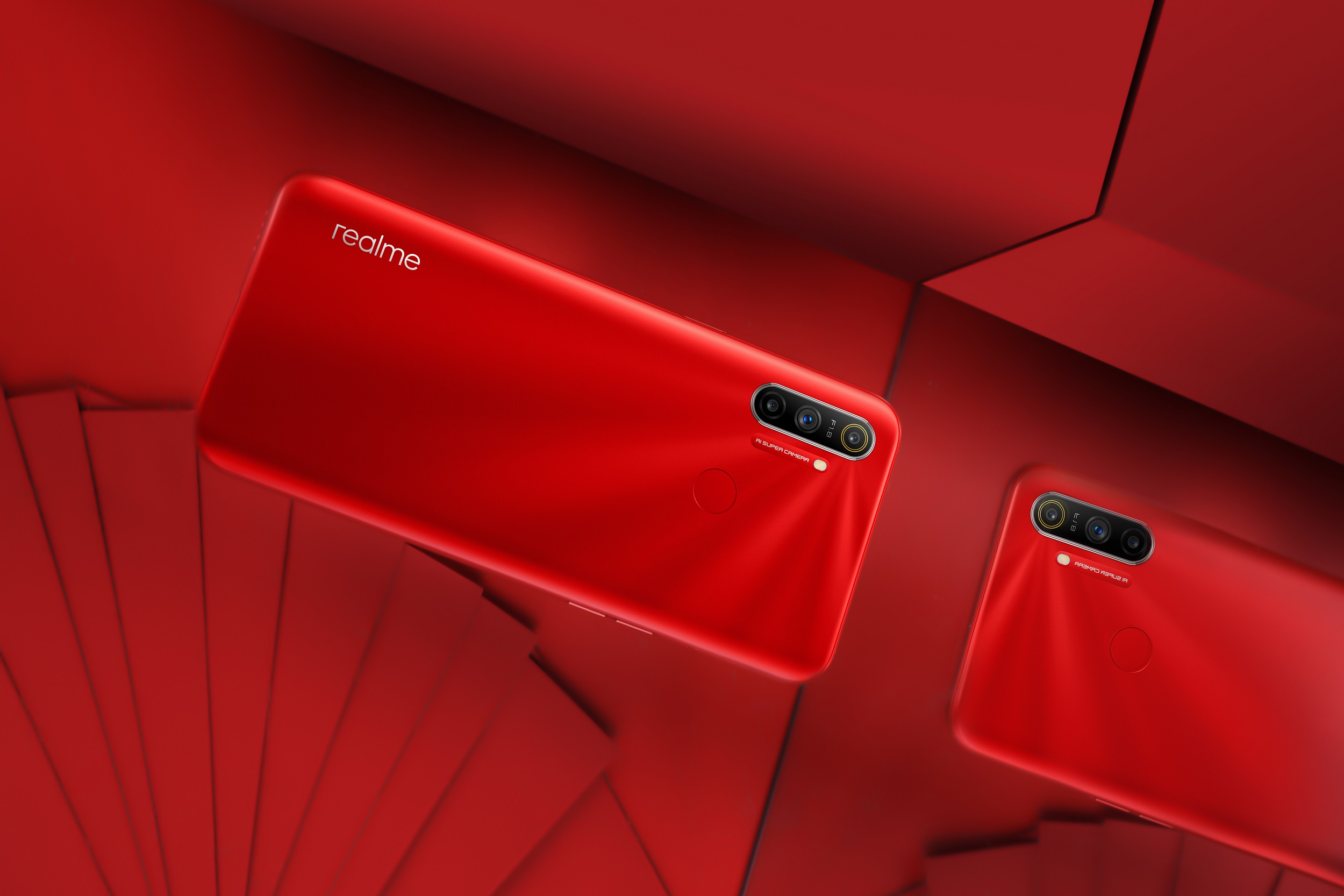 Chatterers Review: Realme Just Launched the Gaming Monsters Realme C3 and Realme 6i
