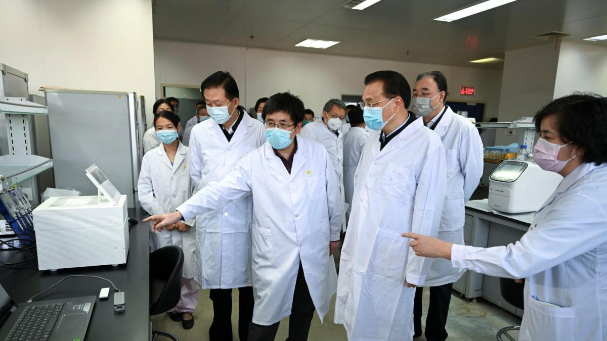 Breaking News: China Records Highest Number of COVID-19 Cases in 6 Weeks!
