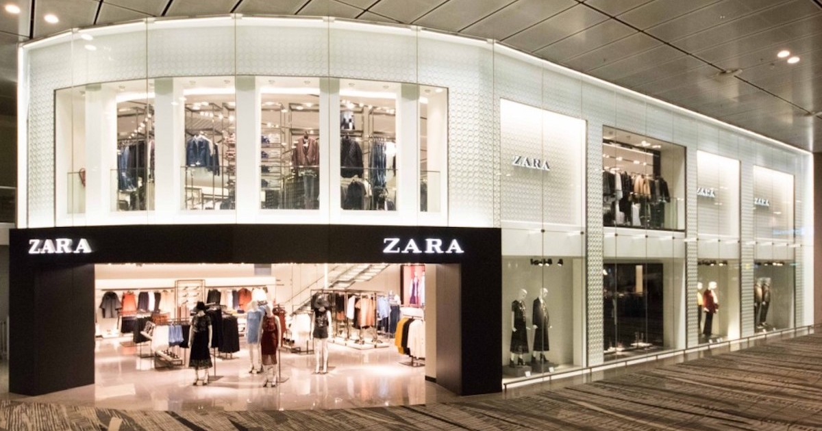 Zara Is Closing 1,200 Stores Around the World, Shifting Attention to Online Shopping