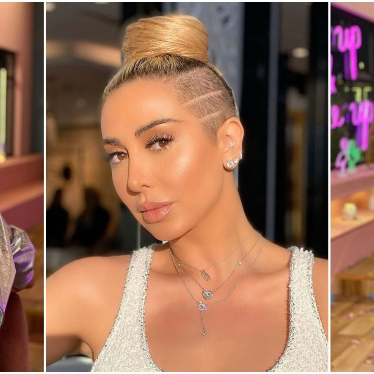 Joelle Mardinian: An Icon in the Beauty World That Never Fails to Surprise Us With Her New looks
