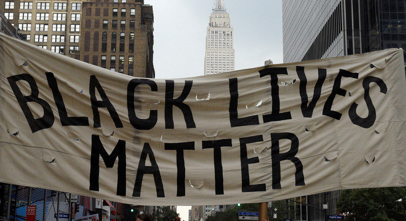 Isn't It Ironic That Egyptians Are Supporting the #Blacklivesmatter Movement?