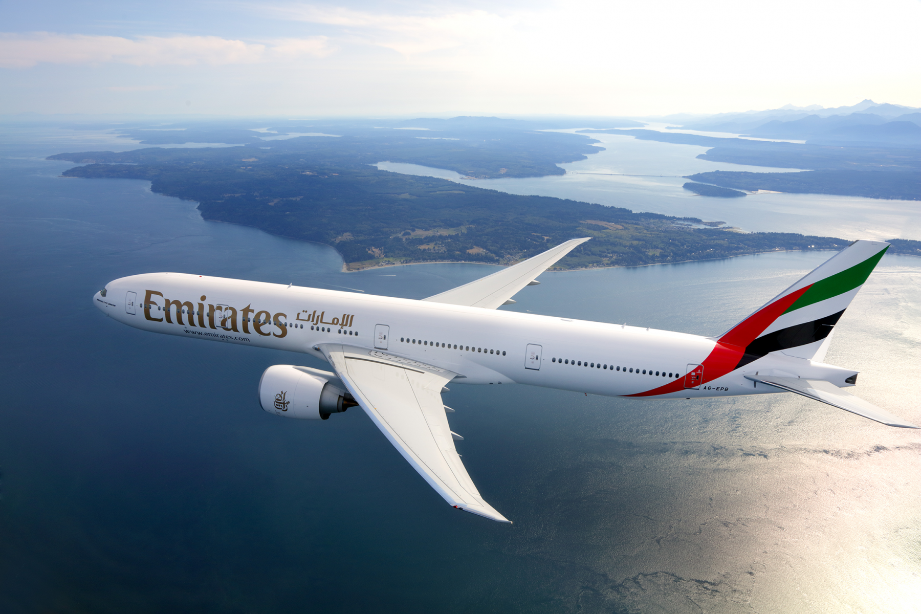 Emirates Airlines to Extend Its Services to and From Cairo!
