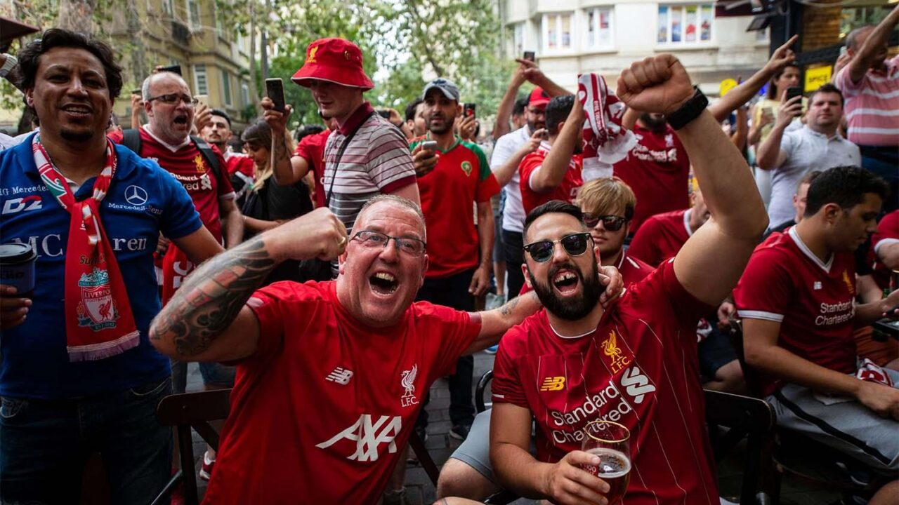 You'll Never Walk Alone: Liverpool's Football Anthem Sees off Man Untd., Barca, and Bayern in Spotify's Egypt Data!