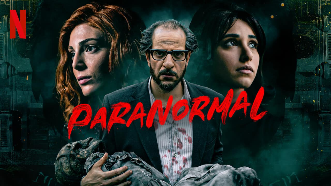 Netflix's Paranormal: Does It Deserve All The Hype? No Spoilers.