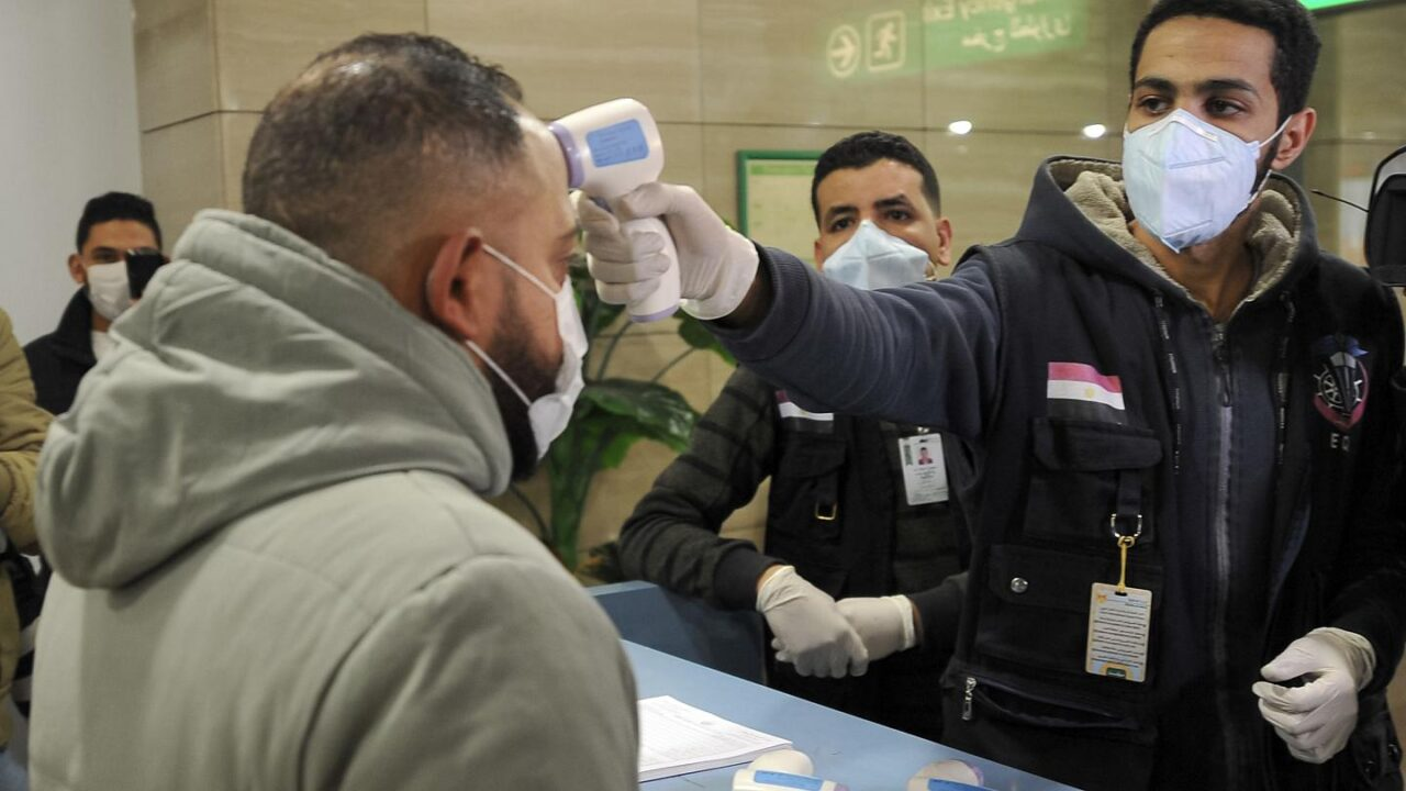 COVID-19 Cases in Egypt are on the Rise Drastically