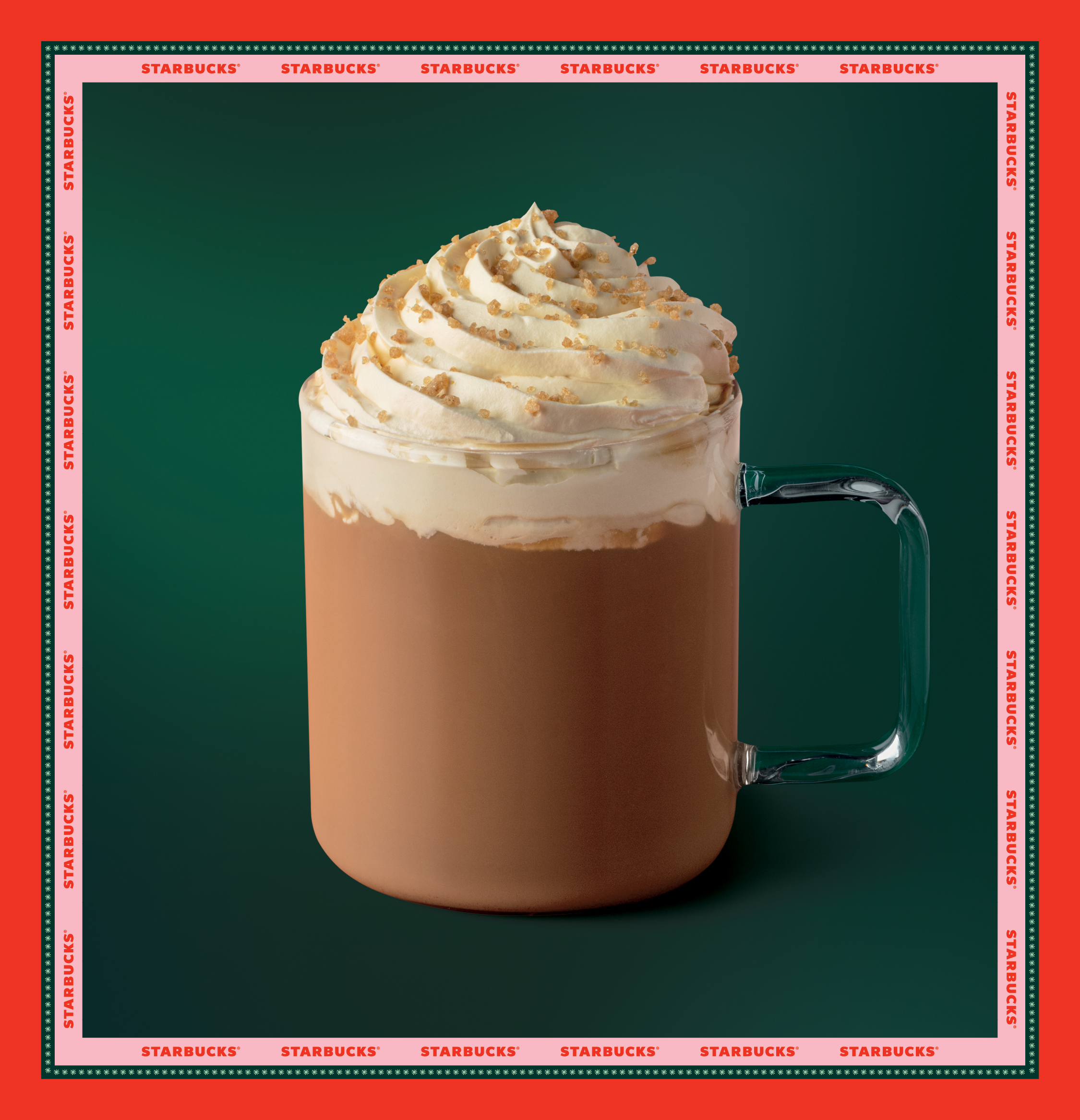 Finally Starbucks Announces the Return of the Holiday Favourite, Toffee Nut Latte!