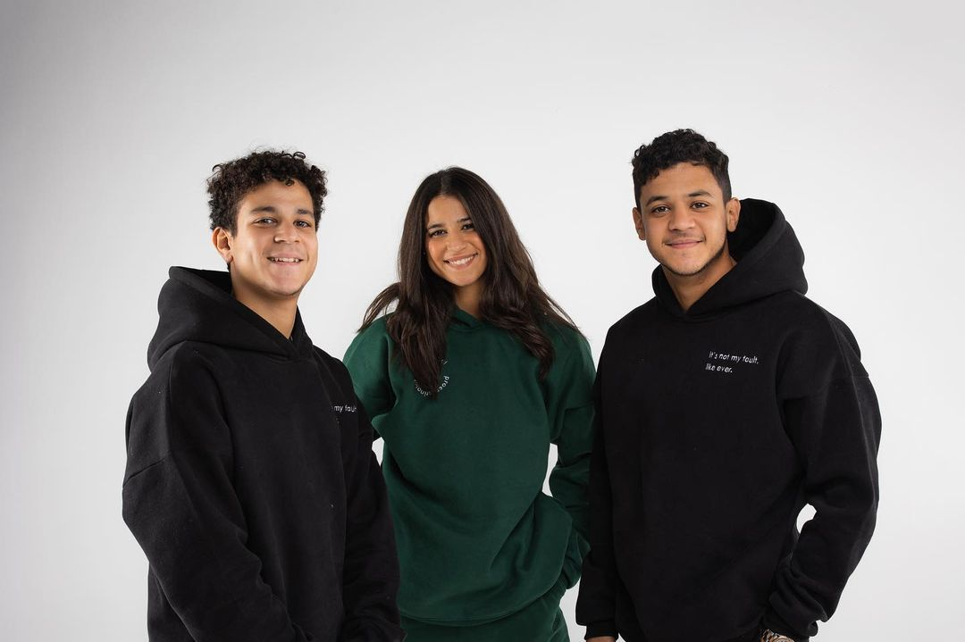 """Dina El Dash, Founder of Dash Management Launches Her Merch, """"MFNS"""" and It's Fairly Awesome!"""
