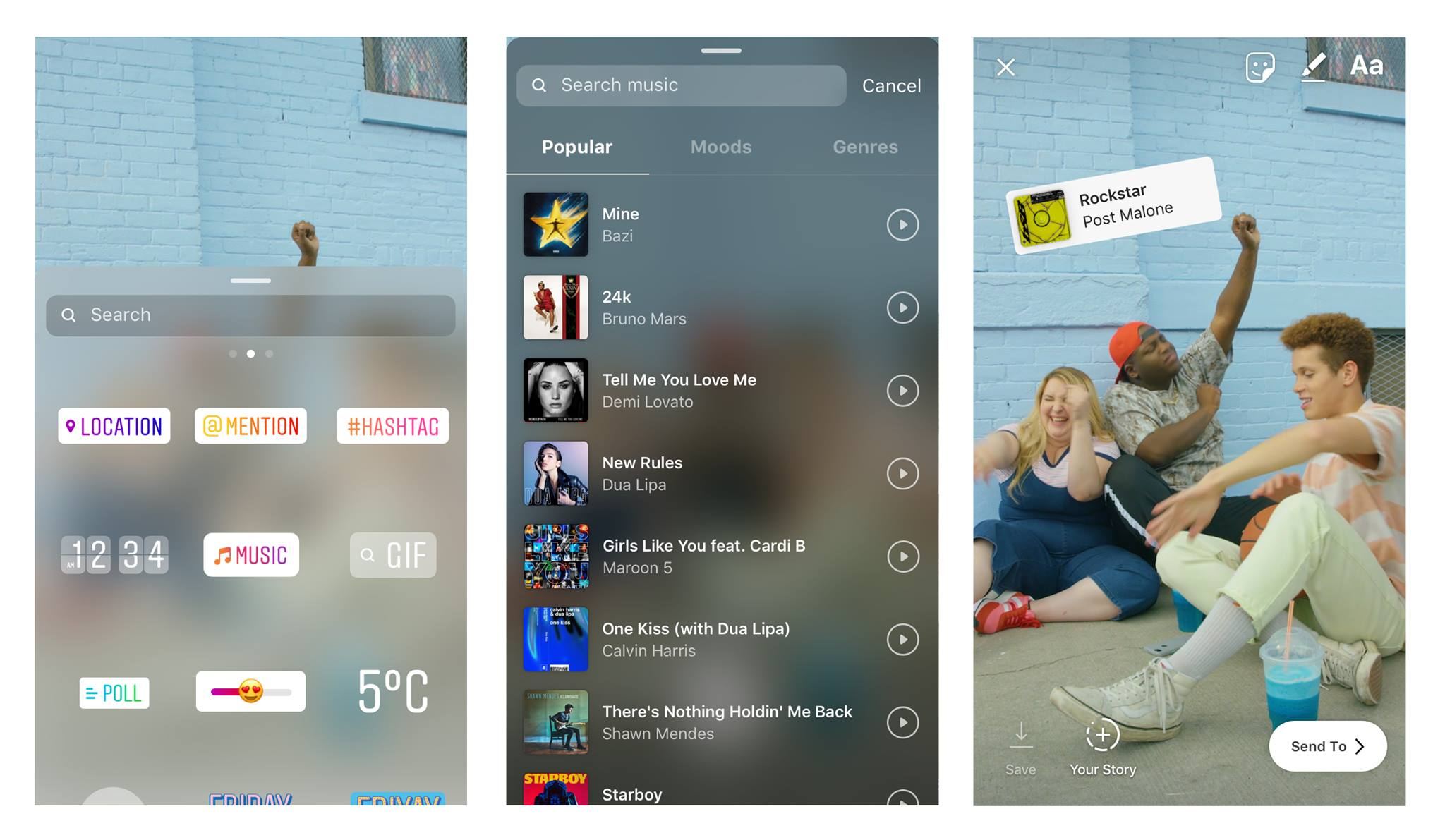 Instagram is Finally Introducing Music in the MENA Region!