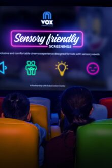 VOX Cinemas Launches Sensory Friendly Screenings in Egypt