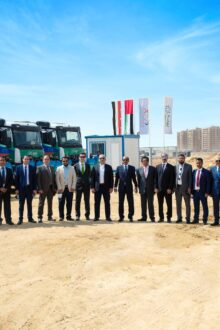 Bee'ah Launches Operations in Egypt's Inspiring City of the Future, the New Administrative Capital