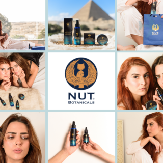 NUT Botanicals: An Egyptian Skincare Brand That Is Redefining Clean & Sustainable Beauty