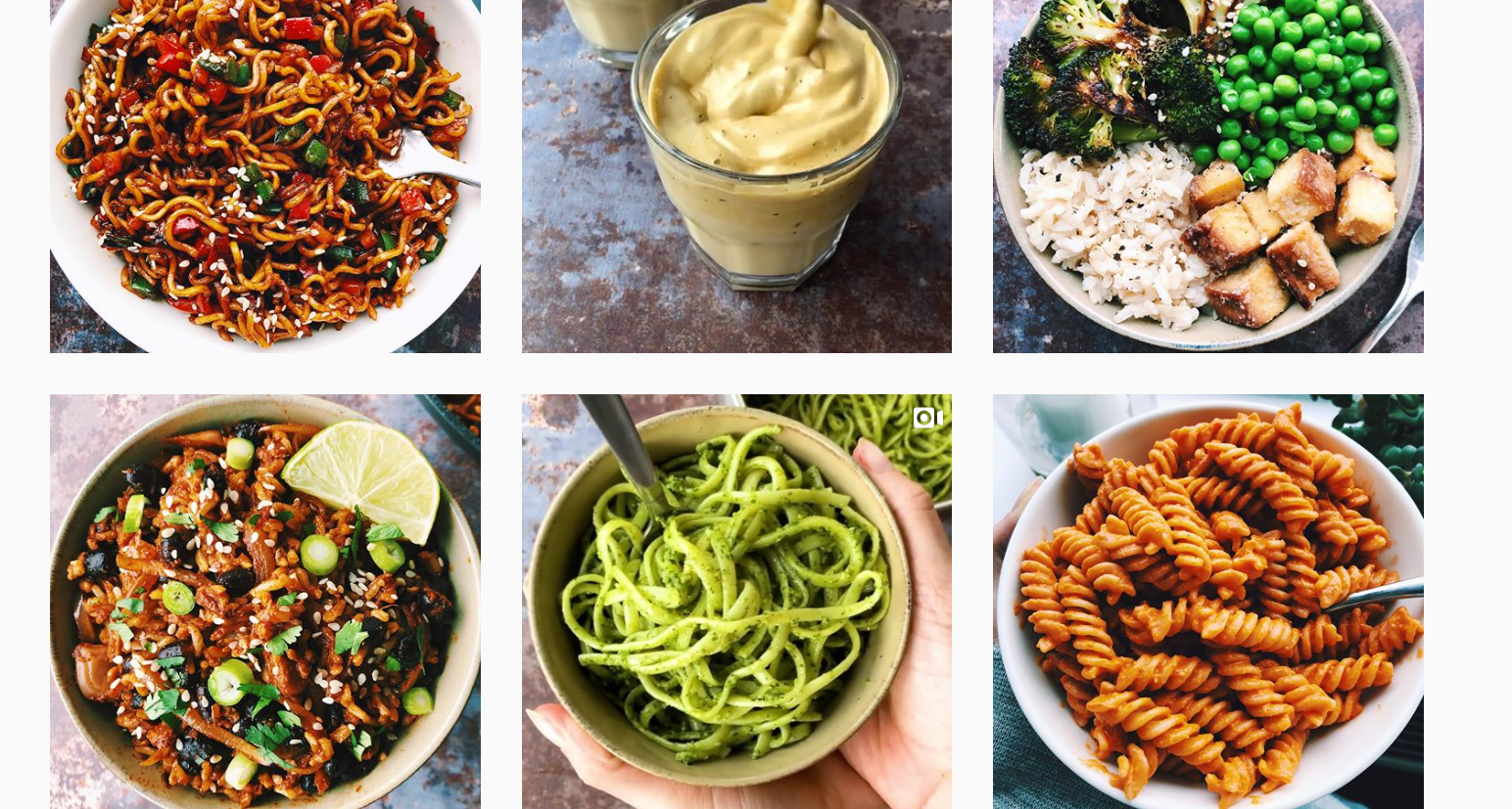 Why shouldn't you look for healthy plates on Instagram