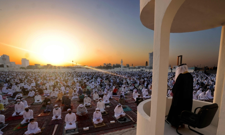In Photos: How Eid al Fitr was Celebrated All Around the World This Year