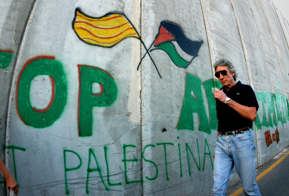 Standing with Palestine – Pink Floyd's Roger Waters' Numerous Acts of Solidarity