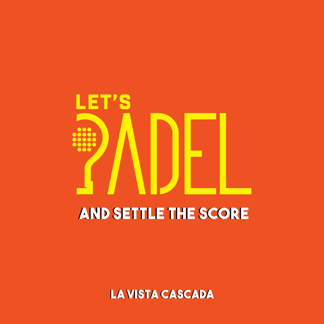 Let's Padel is Here to Settle Scores!
