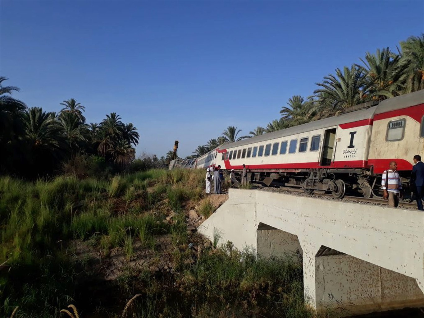 All Trains in Egypt Will Operate with Zero Passengers in Their Last Car ... Why you Say?