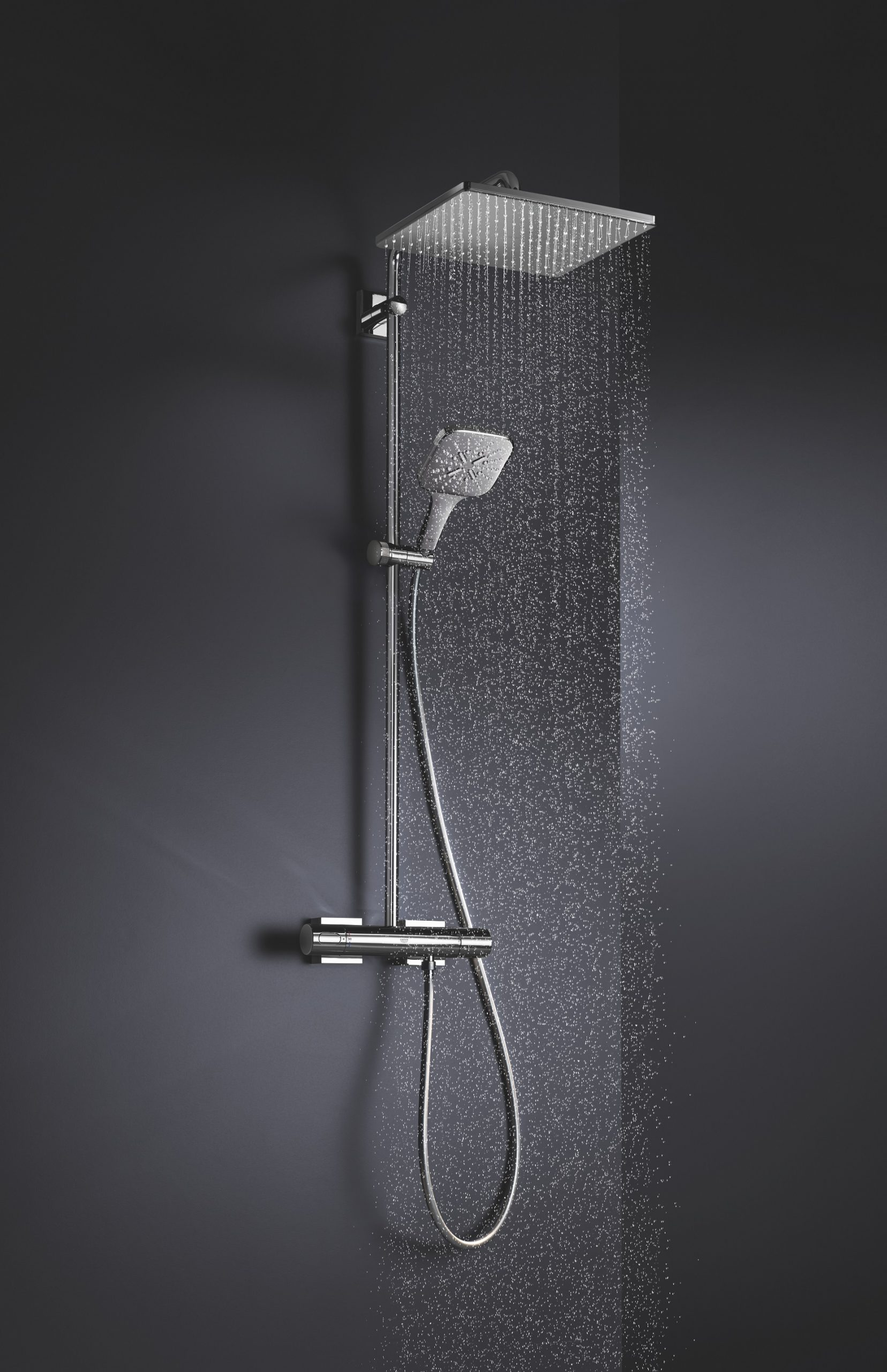 Nothing Beats a Morning Shower With GROHE Shower Systems and Here's Why!