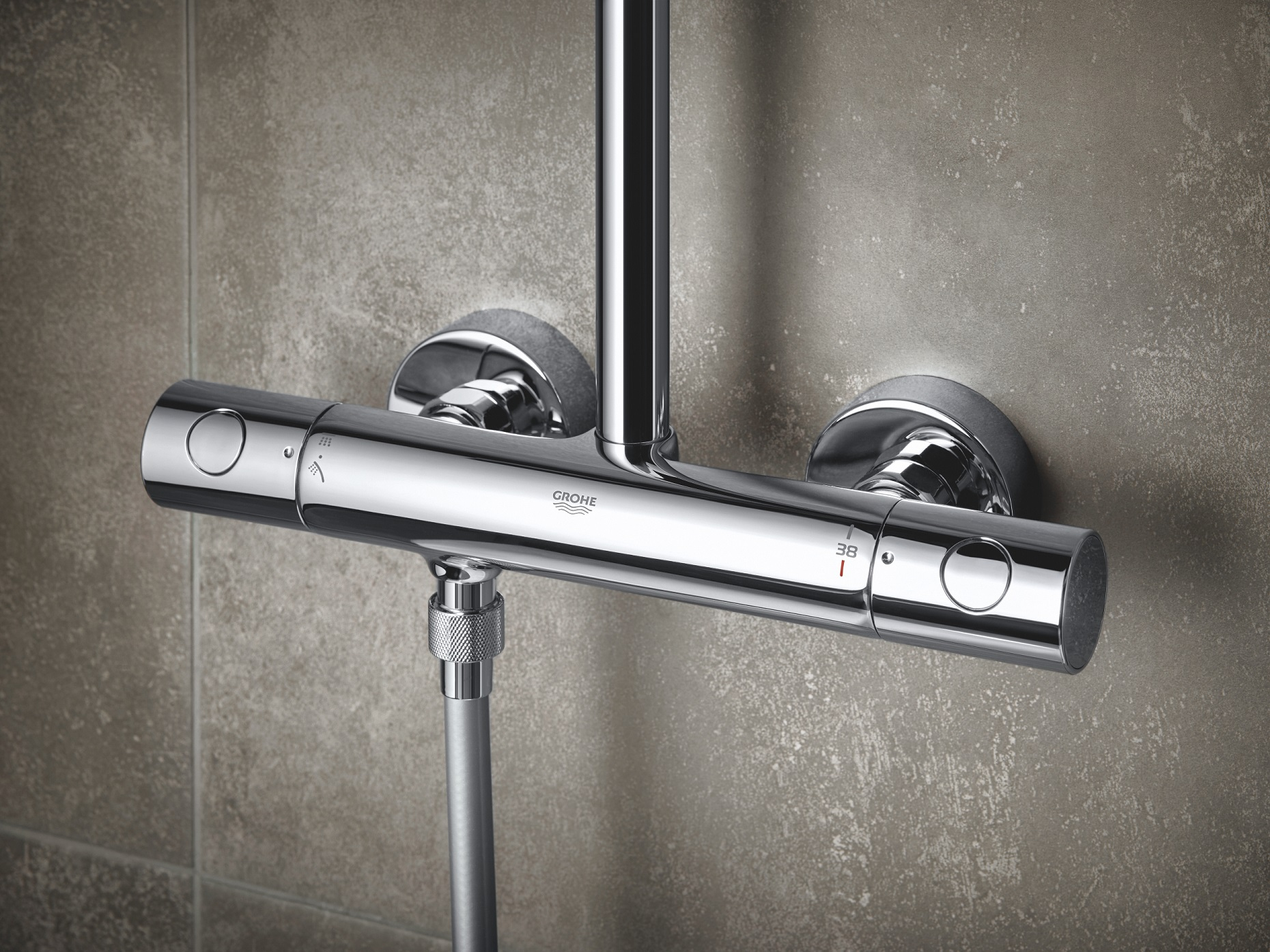 GROHE Tempesta shower system_Mood 5