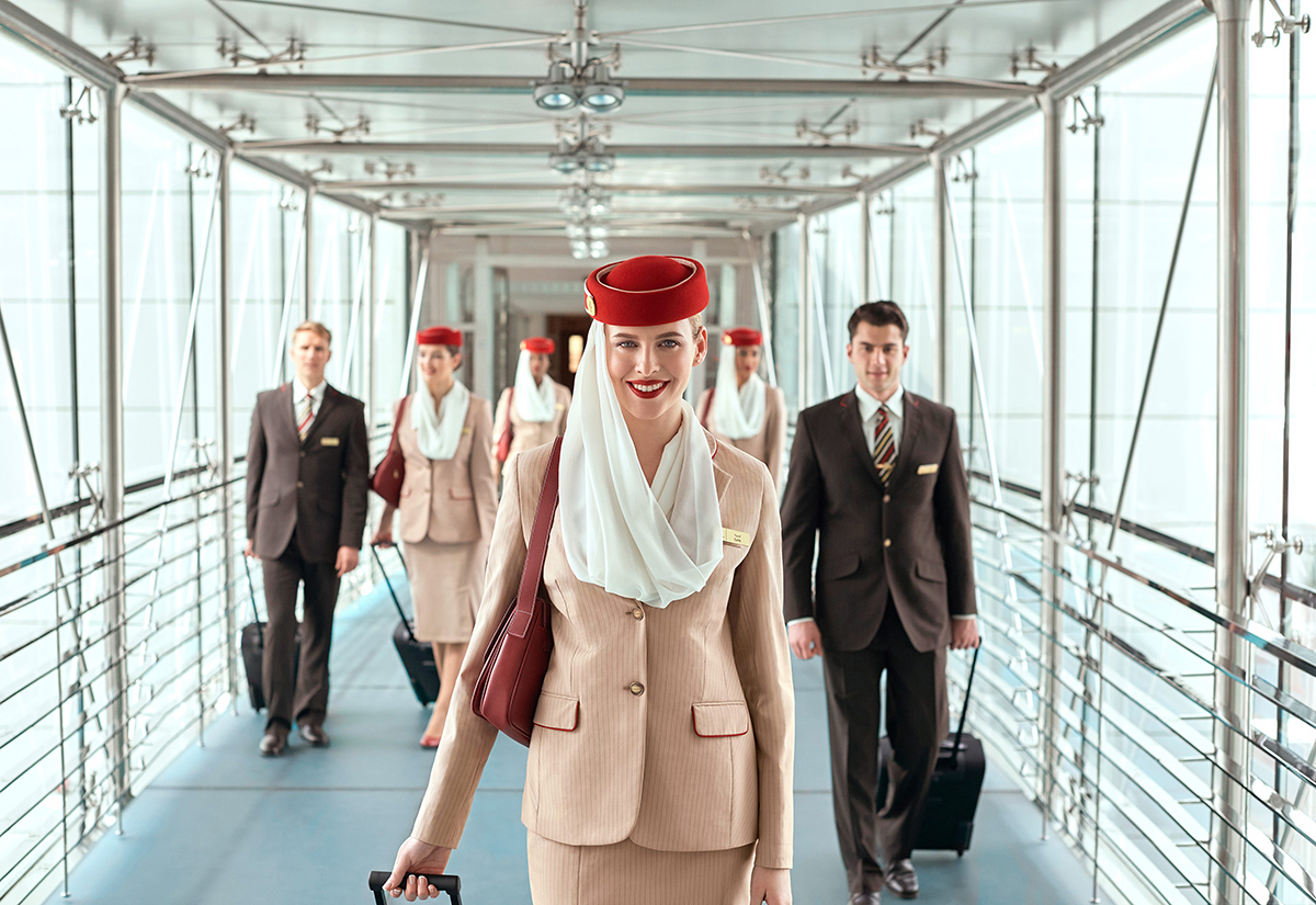 Emirates Seeks 3,000 Cabin Crew and 500 Airport Services Employees