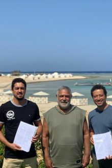 Solar-Powered Water Desalination Project to be Completed in Marsa Alam