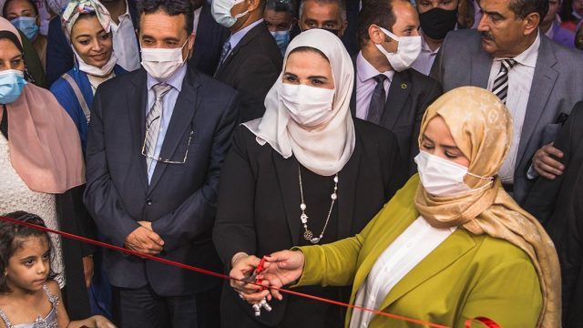 Mall of Egypt Showcases its Support for Handcrafts by Hosting Diarna's 70th Exhibition Under the Auspices of the First Lady of Egypt and the Ministry of Social Solidarity