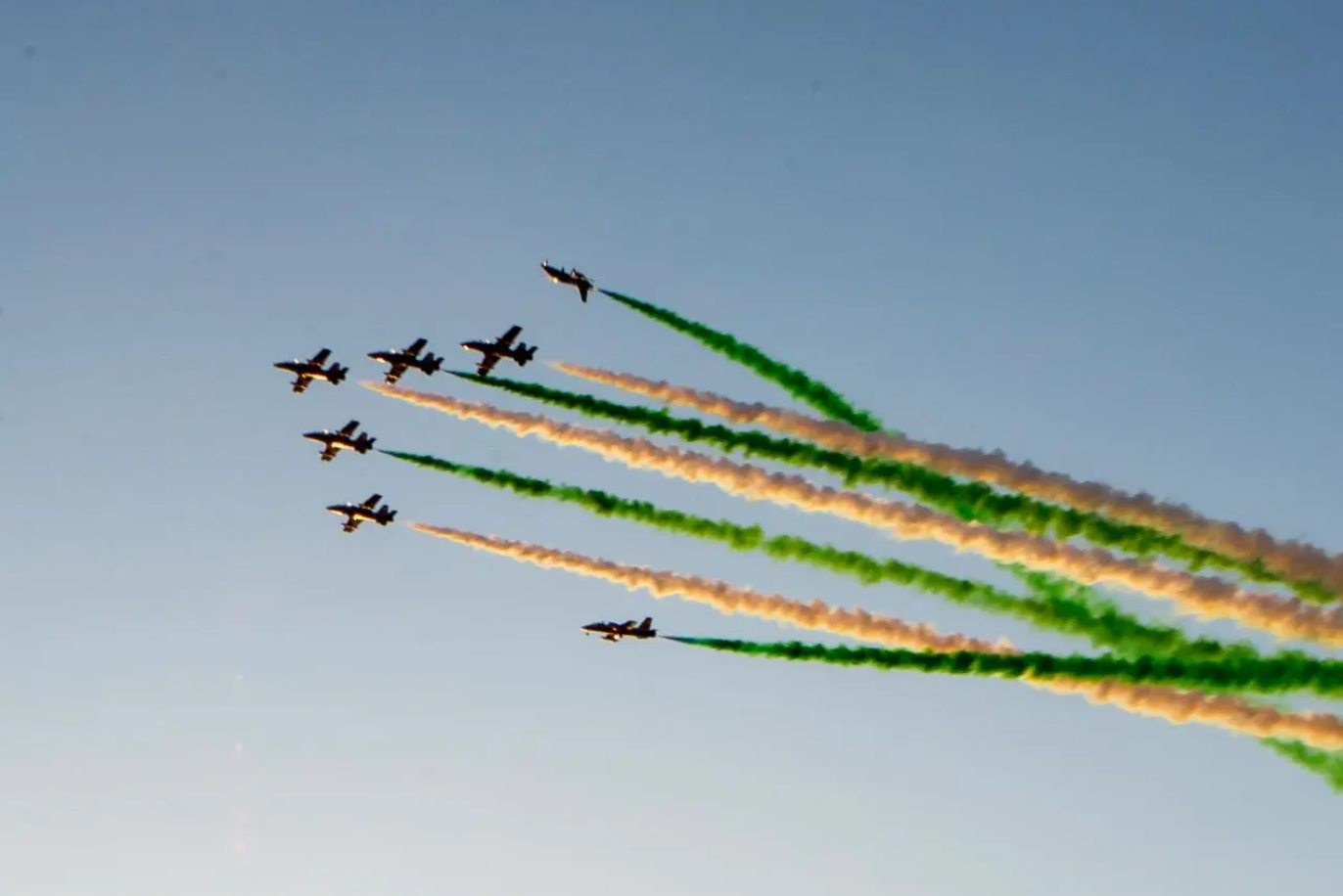 The biggest aircraft show in the history of the Kingdom is set to take place, in celebration of the 91st National Day.