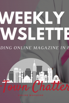 C-Town Chatter Online Magazine: Weekly Newsletter (Issue 6)
